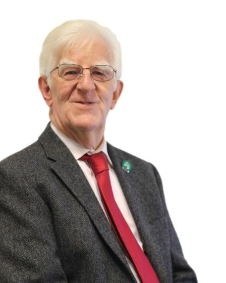 Cllr John Gardner of Stevenage Borough Council encourages everyone to be sensible and follow the rules while visiting...