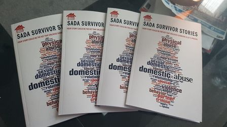 SADA Survivor Stories was released as part of the 16 Days of Action campaign. Picture: Roxie Chambers