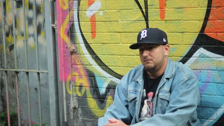 St Ives rapper Jay-D releases new track 'Lost My Way'. Picture: JAY-D