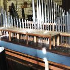 The organ at All Saints Church, in Hartford, has now been restored.