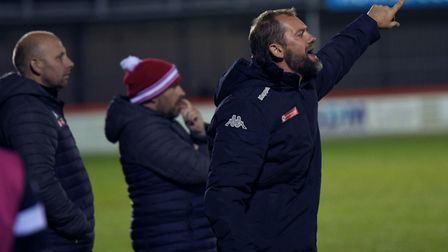 Wisbech Town manager Brett Whaley believes there should be no rush into a return to competitive action, saying it is...