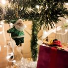 Turns out even decorating the tree can be a source of tension. Picture: Getty Images/iStockphoto
