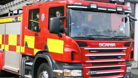 Fire Engine PICTURE Archant