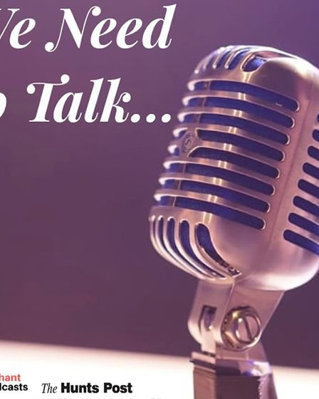 The second We Need To Talk podcast is about Contaminated Blood.