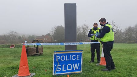 PCSOs Bennett and Flanagan arrived at the school at 10am, completed their forensic investigations and took statements from...