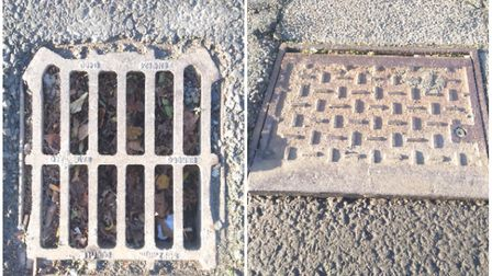 Fears 'appalling' clean-up of drains in St Neots could lead to flash floods. Picture: TIM WYLIE