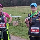 Three Counties Running Club took part in marathons, ultra-runs and muddy trails, with member Tracy Adams managing to achieve ...