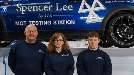 Wisbech St Mary FC's Sunday under 18s side have been sponsored by Spencer Lee Autos of Wisbech which the team hopes will...