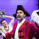 OVO and Maltings Theatre's production of Peter Pan at The Alban Arena in St Albans. Picture: Elliott Franks