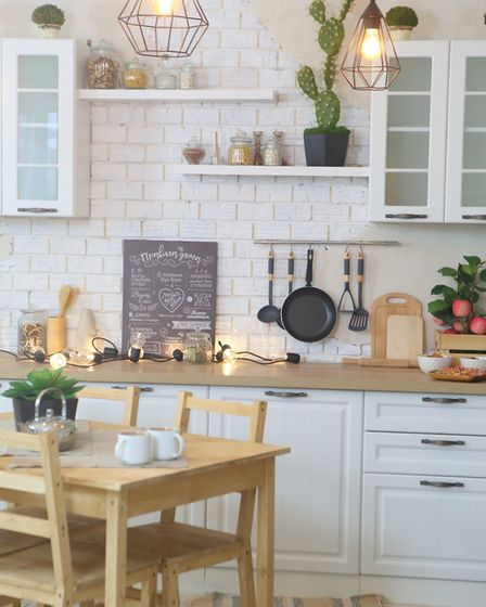 A small kitchen matters much less if it feels bright and breezy, and maximising natural and artificial light is almost...