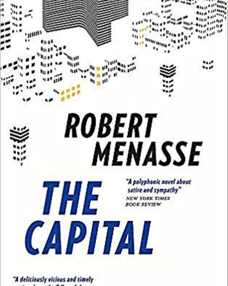 The Capital by Robert Menasse. Picture: MacLehose