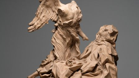 Gian Lorenzo Bernini, The Ecstasy of St Teresa. Picture: St Petersburg, The State Hermitage Museum