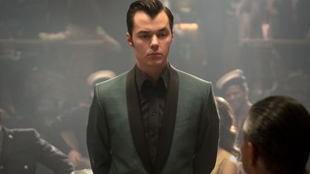 Jack Bannon as Alfred Pennyworth in episode one of Pennyworth season two. Picture: Nick Wall/Epix