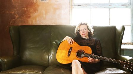 Folk festival favourite Kate Rusby will return to Hatfield House for Folk by the Oak 2021. Picture: