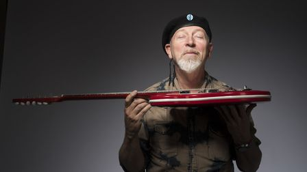 Guitarist Richard Thompson will return to Folk by the Oak in the grounds of Hatfield House next summ