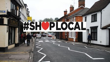 The Welwyn Hatfield Times is running a campaign encouraging people to Shop Local this Christmas.