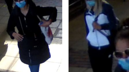 More photos have been released after a theft in Potters Bar. Picture: Herts police