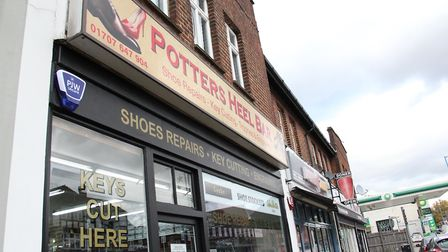 Potters Heel Bar has been a big feature of High Street, Potters Bar. Picture: Charlotte McLaughlin