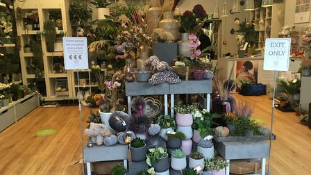 Lambert's Flower Company have seen a drop off in the number of weddings this year.