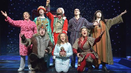 Car Park Panto will bring Horrible Christmas to Knebworth House on Christmas Eve. Picture: Ian Tilto