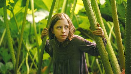 Dixie Egerickx as Mary in The Secret Garden. Picture: Studio Canal / Sky UK
