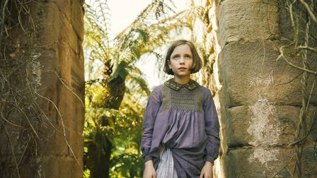 Dixie Egerickx plays Mary Lennox in The Secret Garden. Picture: STUDIOCANAL