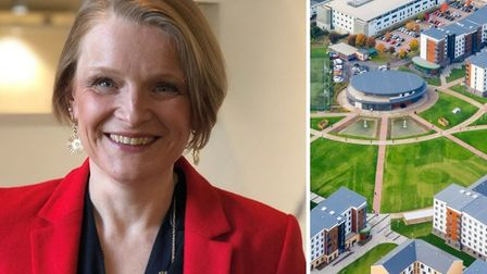 Dr Mairi Watson became pro-vice chancellor, education and student experience, in May 2020 after bein