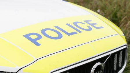 Police are appealing for witnesses or information after a windscreen was smashed in Hatfield. Pictur