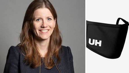 Universities minister Michelle Donelan on students going back for Christmas. Picture: DoE/UoH