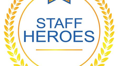 Staff Heroes Awards 2020