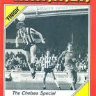 Programme cover for Grimsby Town v Chelsea, Saturday, May 12, 1984