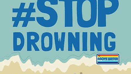 Above Water's #StopDrowning campaign