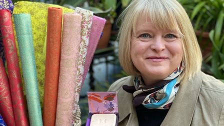 Retired teacher Frances Bell MBE has set up a new soap making business from her home in North Devon,