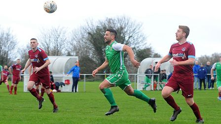 Saturday''s Devon Football League game between Waldon Athletic and Bere Alston. Photo: MiraclePR