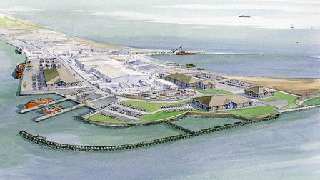 outer harbour improvements