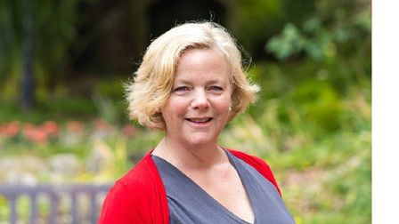 East Devon HR's Sue Cockayne. Sue is an HR professional with 30 years' experience across a range of