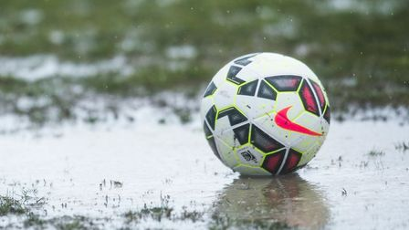 Waterlogged pitch ruins the weekend for Sidmouth