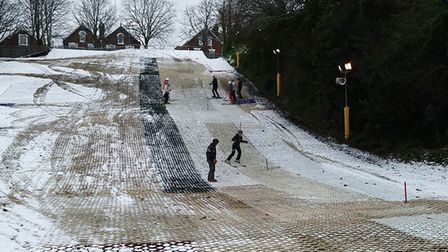 Experience the best of winter sport at Exeter Ski Club
