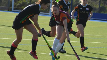 Hockey returns for Sidmouth & Ottery