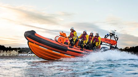 Sidmouth Lifeboat Picture: Kyle Baker Photography and Videography