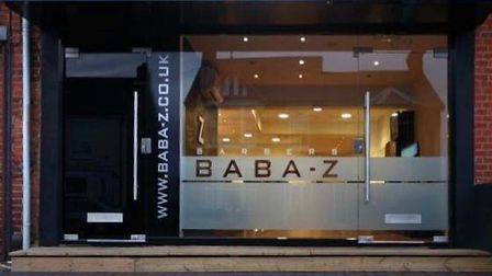 Baba-Z Barbers Foxhall Road, Ipswich