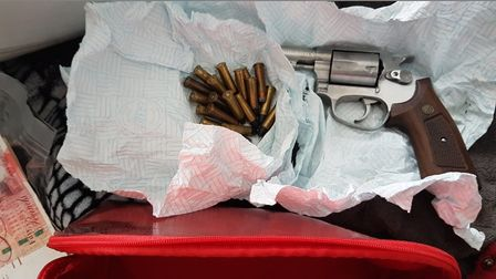 A search of Qosja's home in Valentines Road led to the discovery of a handgun with 20 rounds of ammunition and cocaine...