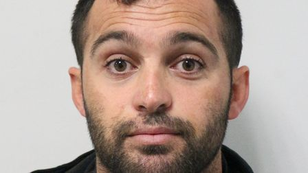 Muhamet Qosja pled guilty to six charges following a drugs and firearm seizure in Ilford.