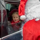 Haven House hosted a Christmas grotto with Santa and his elves handing out presents to all the lucky children which were...