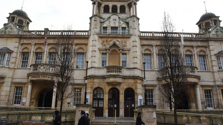 Redbridge Town Hall