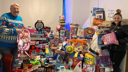 Wisbech Christmas Toy Appeal smashes target
