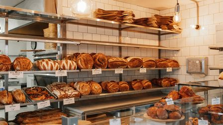 Bakery dreams are made of this - the mouth-watering bakery selection at Forge, Sheffield