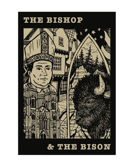 The Bishop and The Bison