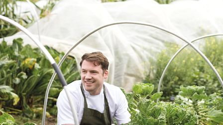 It's peak planting season for Tommy Banks and the team at Black Swan, Oldstead - farms don't stop fo
