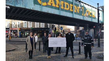 LabTech Group, owner of Camden Market has donated £200,000 to London'sCovid Community Campaign.